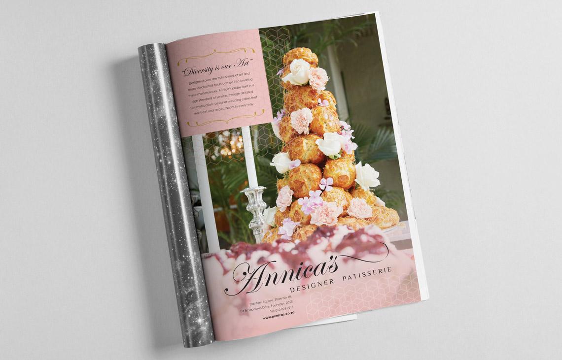 Annica's Advertisement - Blackrooster Rooster Studios