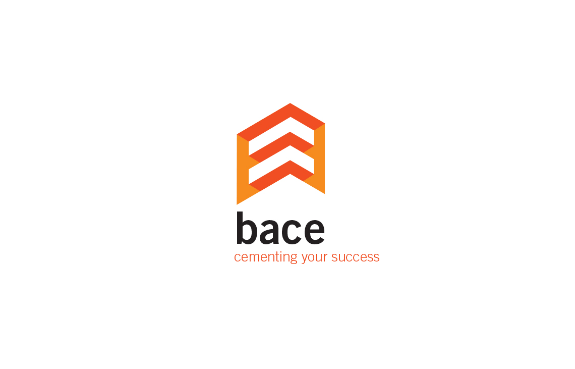 Bace logo design by Black Rooster Studios.