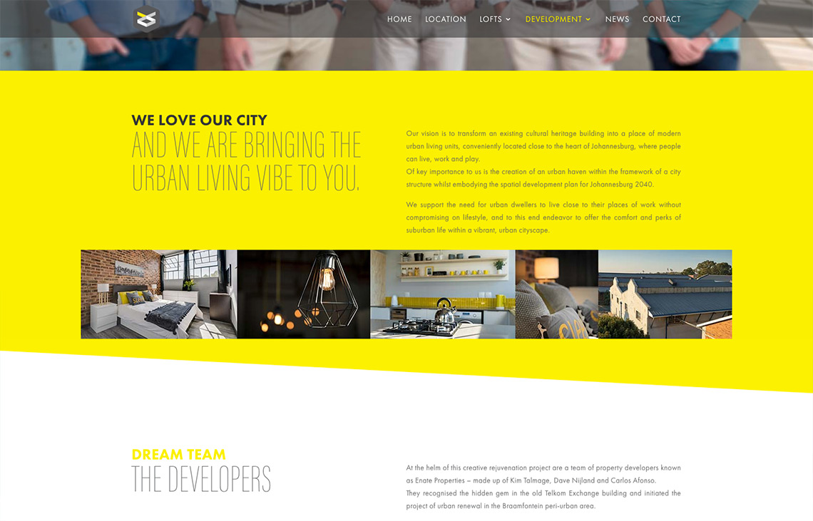 Website Design | Custom Wordpress theme