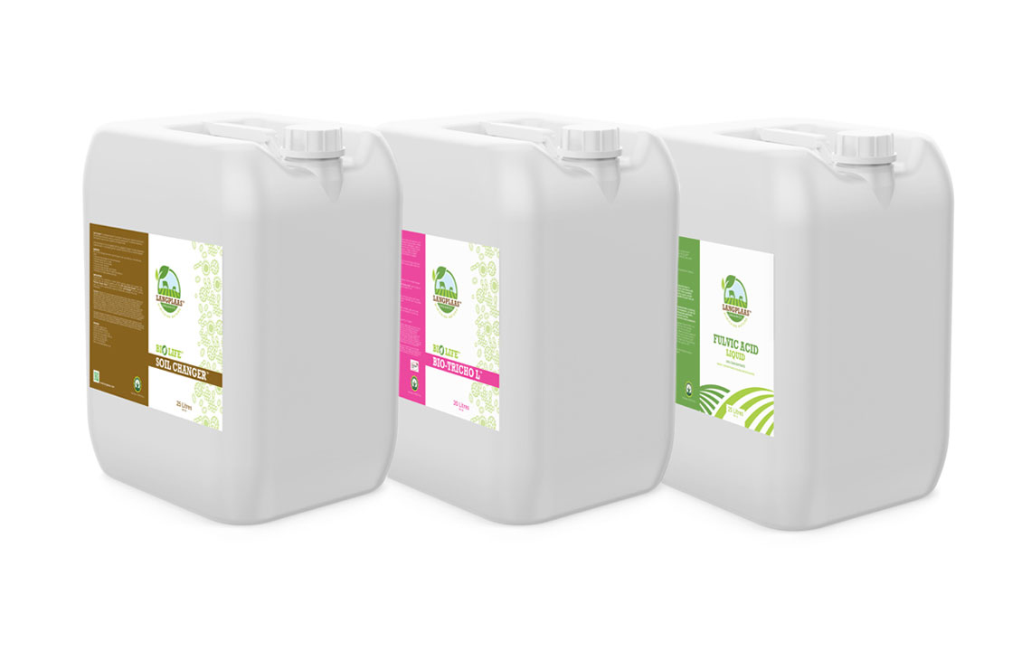 graphic design | 25L liquid fertiliser Packaging design