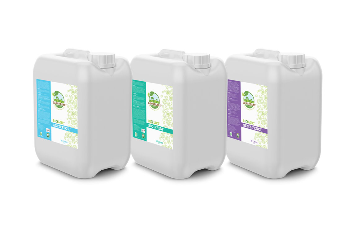 graphic design | 10L liquid fertiliser Packaging design