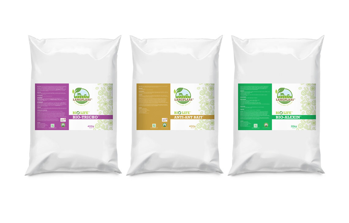 graphic design | fertiliser Packaging design