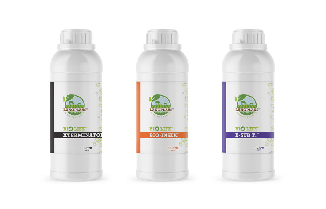 graphic design | 1L liquid fertiliser Packaging design