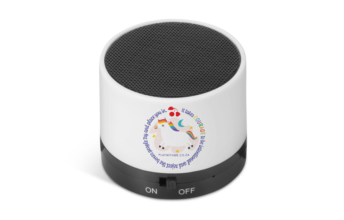 playwithme-pride-speaker design-blackrooster