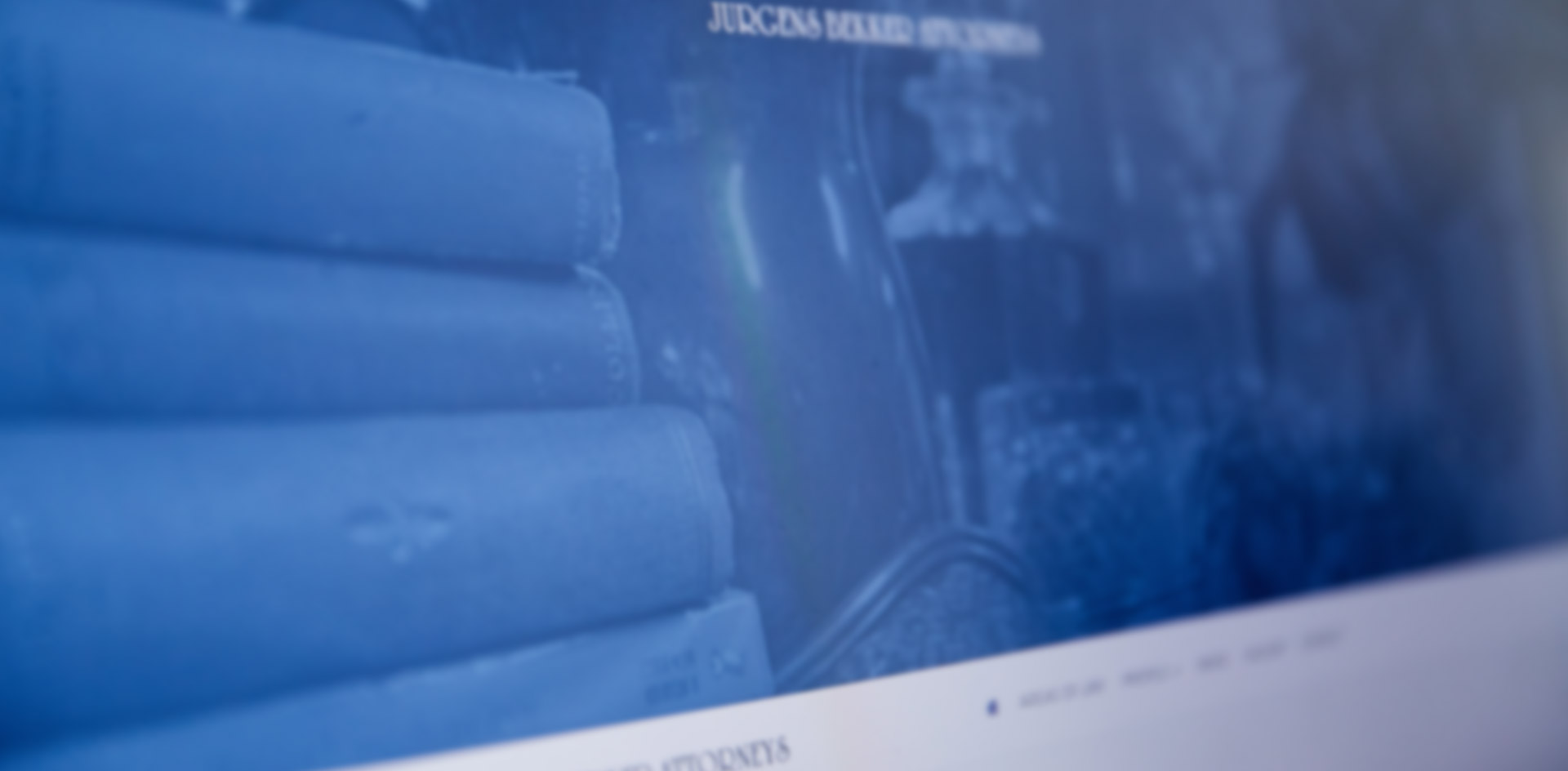 Jurgens Bekker Attorneys Web Design & Photography by Black Rooster Studios