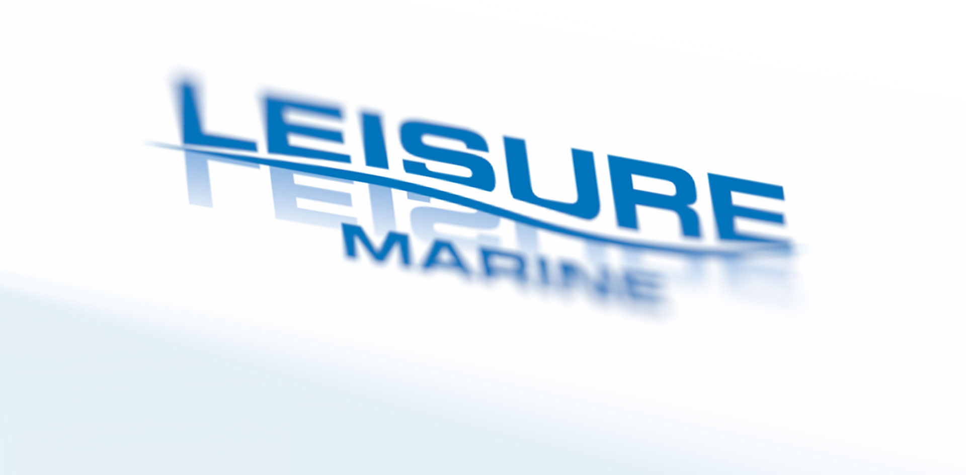 Leisuremarine logo design by Black Rooster Studios.